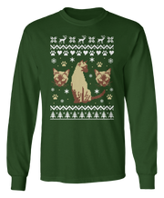 Ugly Siamese Sweater - Holiday Apparel