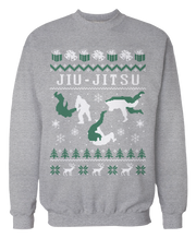 Ugly Jiu-Jitsu Sweater - Holiday Apparel