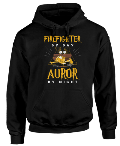 Firefighter By Day, Auror By Night