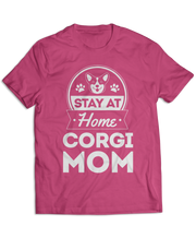 Stay At Home Corgi Mom