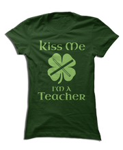 Kiss Me I'm A Teacher