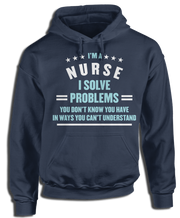 I'm an Nurse and I Solve Problems