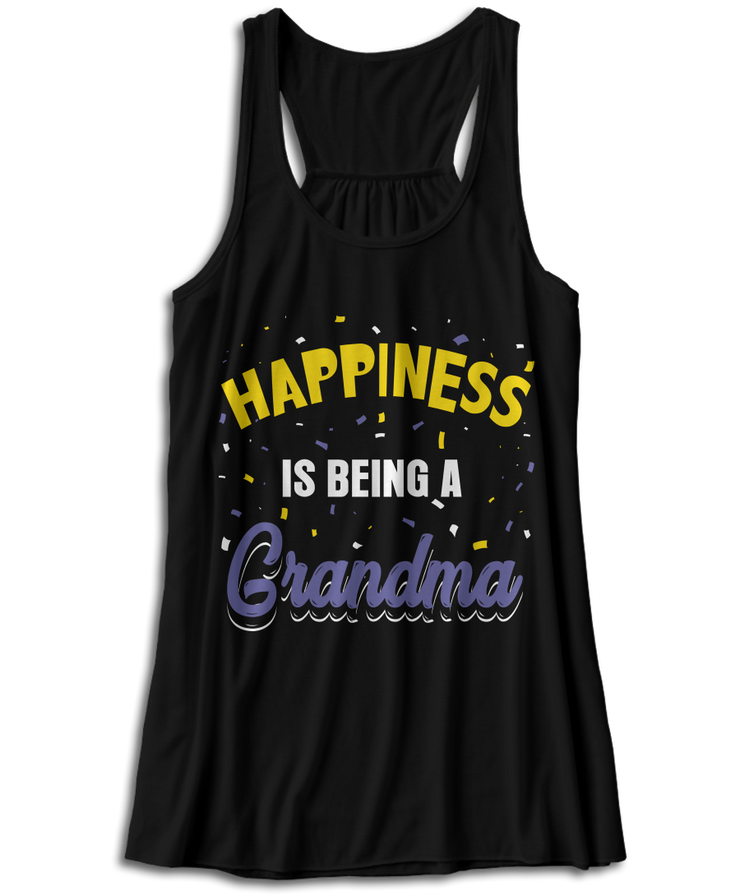 Happiness Is Being A Grandma
