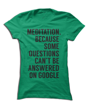 Mediation, Because Some Questions Can't Be Answered on Google