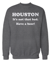 Have A Beer in Houston!