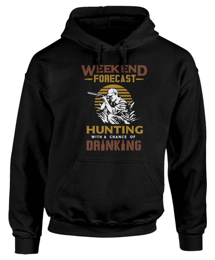 Weekend Forecast - Hunters with a Chance of Drinking