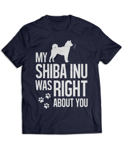 My Shiba Inu Was Right About You