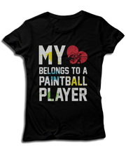 My Heart Belongs To A Paintball Player