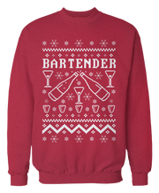Ugly Bartender Sweater - Holiday Apparel