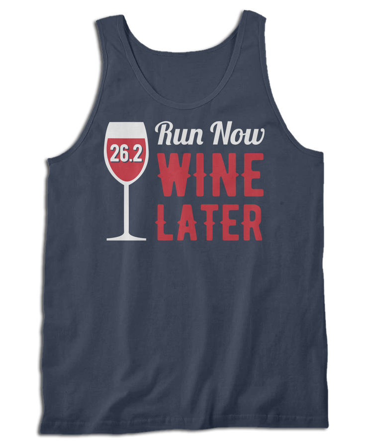 Run Now, Wine Later