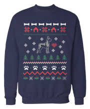 Great Dane Ugly Christmas Sweater - Holidays
