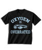 Oxygen is Overrated