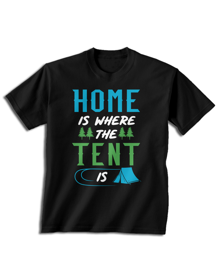Home Is Where The Tent Is
