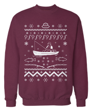 Ugly Fishing Sweater - Holiday Apparel
