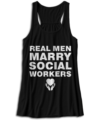 Real Men Marry Social Workers