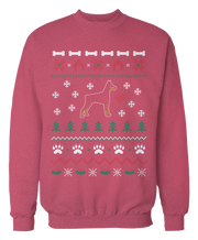 Doberman Ugly Christmas Sweater - Holidays