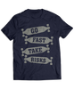 Go Fast Take Risks
