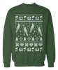 Parakeet Ugly Christmas Sweater - Holidays