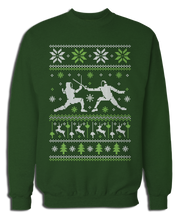 Ugly Fencing Sweater