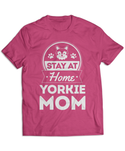 Stay At Home Yorkie Mom