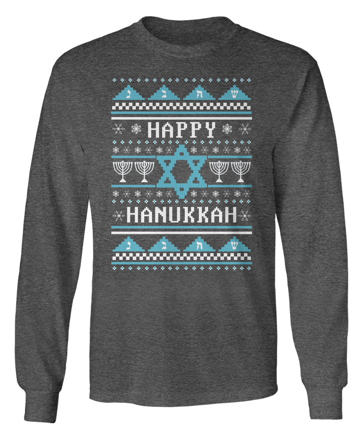 Happy Hanukkah Sweater