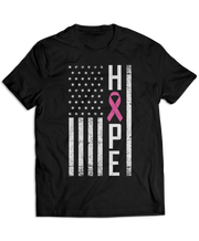Breast Cancer Hope Ribbon