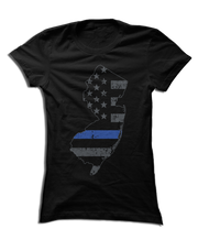 New Jersey Thin Blue Line