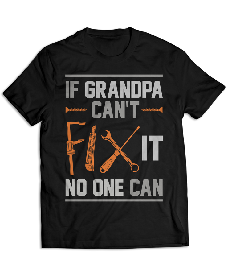 If Grandpa Can't Fix It, No One Can