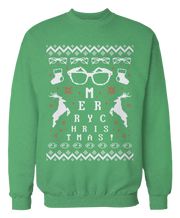 Ugly Optometrist Sweater - Holiday Apparel