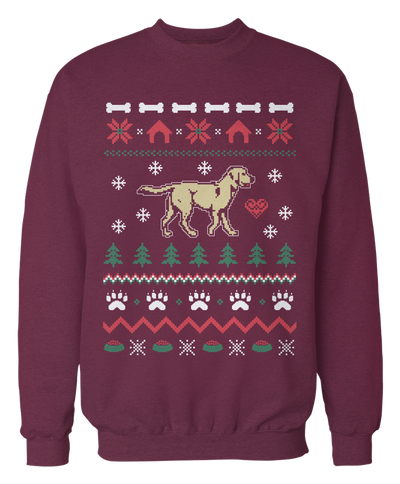 Lab Ugly Christmas Sweater - Holidays