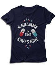 A Gramme In Time Saves Nine