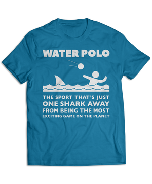 Water Polo: The Sport That's Just One Shark Away From Being The Most Exciting Game On The Planet