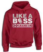 Trump Like a Boss - Election Apparel