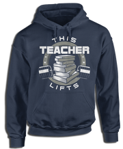 This Teacher Lifts