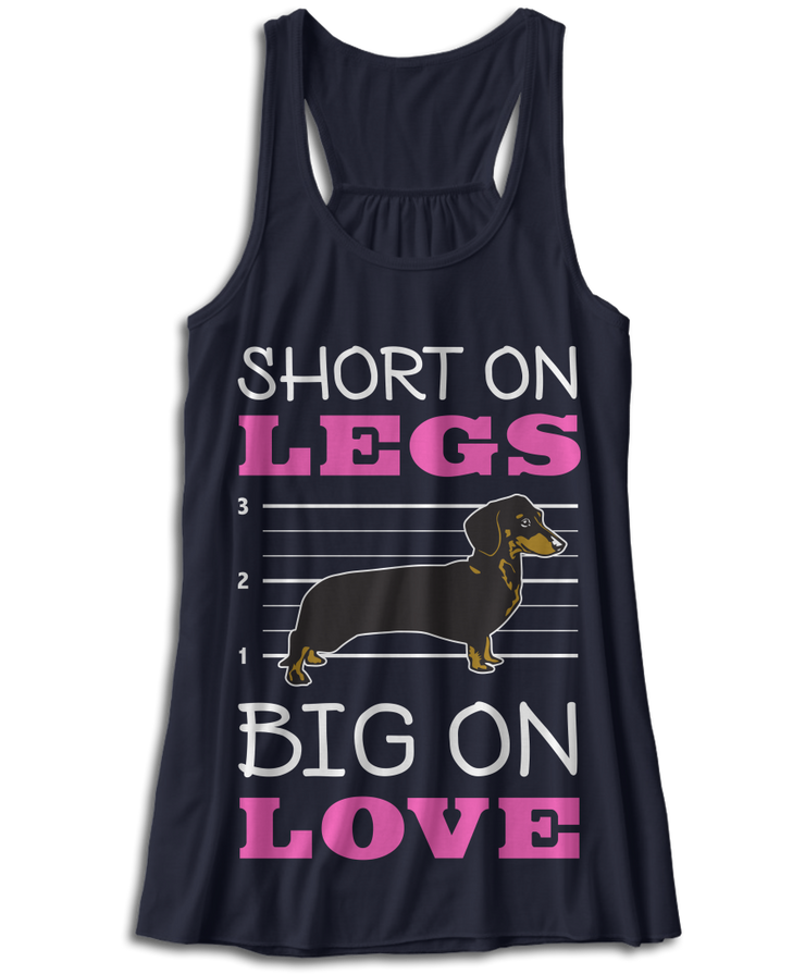 Short On Legs, Big On Love
