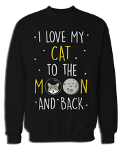 I Love My Cat To The Moon and Back