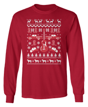 Country Music Ugly Christmas Sweater - Holidays