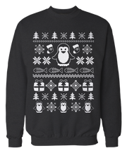 Penguin Ugly Christmas Sweater - Holidays