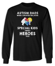 Autism Dads Were Created Because Special Kids Need Heroes Too