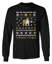 Bulldog Ugly Christmas Sweater - Holidays