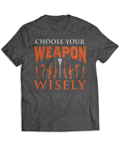 Choose Your Weapon Wisely