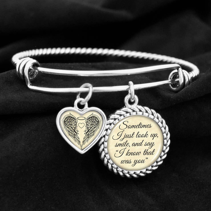 9789dc685 I Know That Was You Charm Bracelet – Brave New Look
