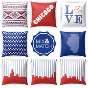 Chicago Throw Pillows
