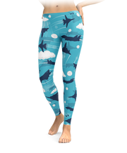 F14s In The Sky Leggings