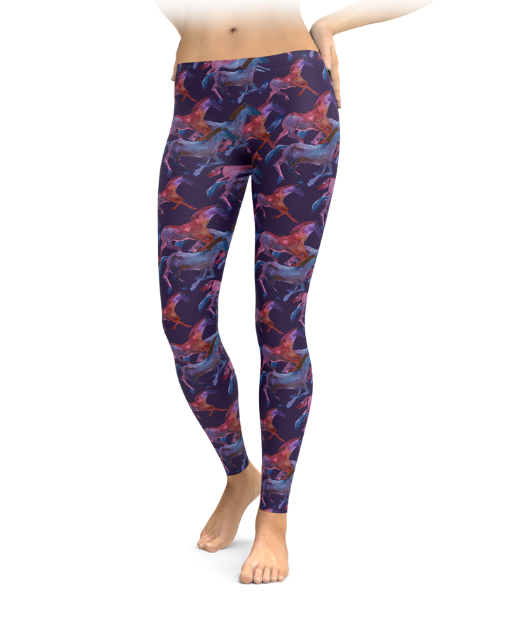Painted Horse Leggings