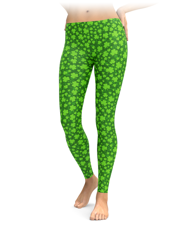 Lacey Clover Leggings