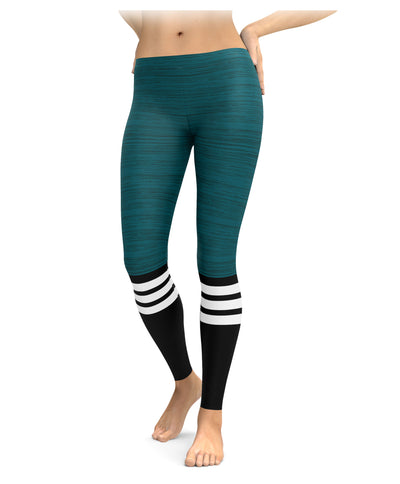 "Philadelphia Calf High ""Socks""  Leggings"
