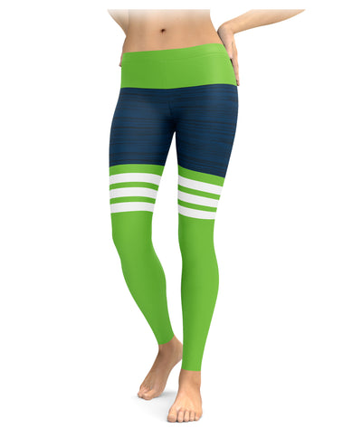 Seattle Thigh High Leggings