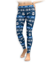 Guns 'n' Badges Holiday Leggings