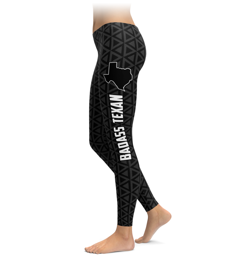 Badass Texan Leggings